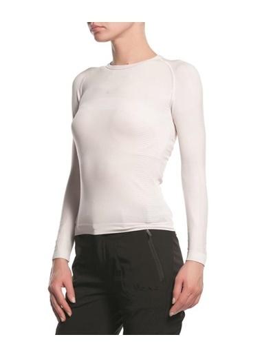 2AS Termal Sweatshirt Beyaz